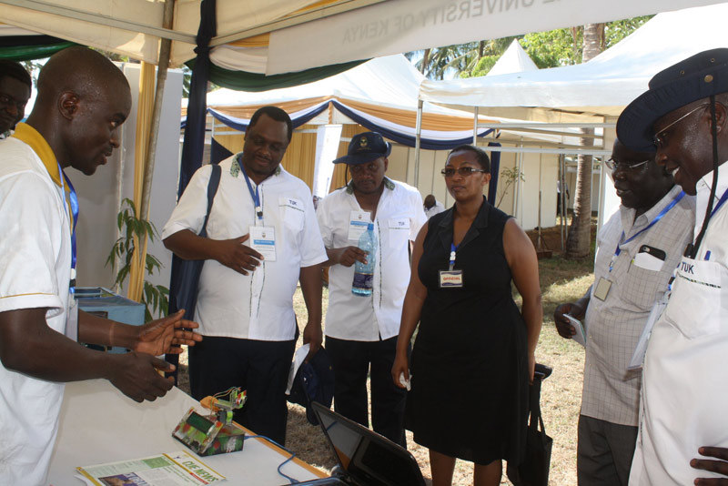 Varsities 'expo 2016' starts in Mombasa